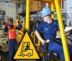 Direção Defensiva para Operadores Industrial