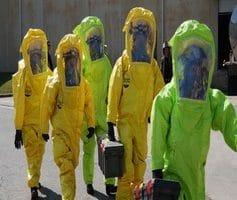 Curso para Emergência Química