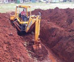 Cursos In Company de Instrutor de Retro-escavadeira
