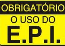 Uso do EPI no canteiro de obra
